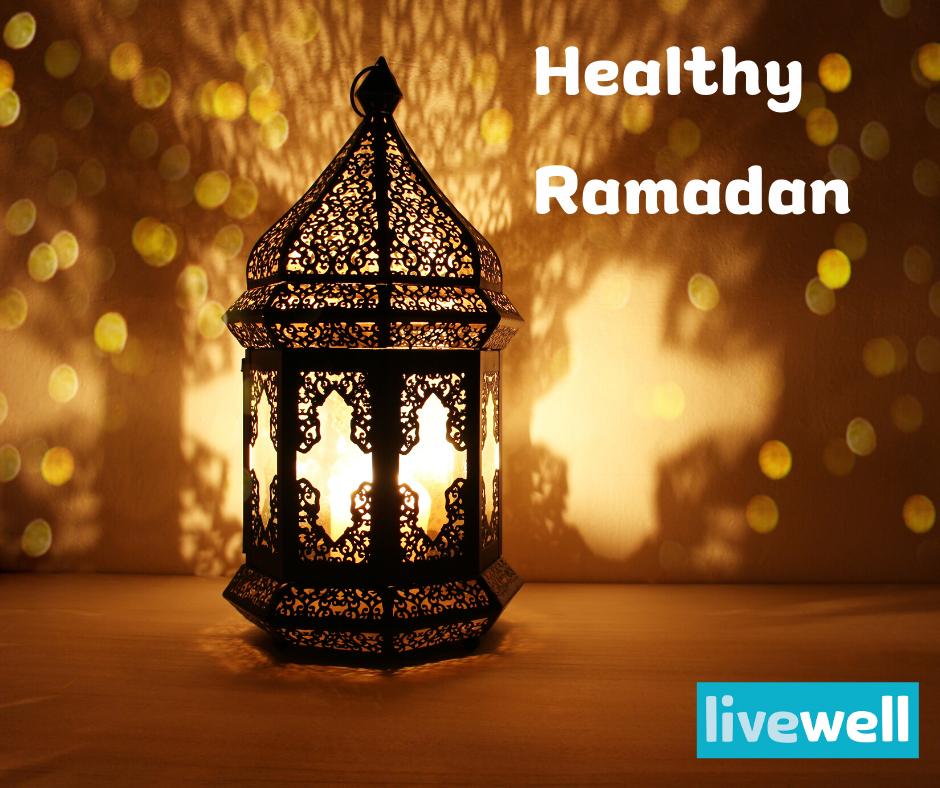 Healthy Ramadan image