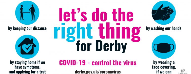 Let's Do the Right Thing for Derby image