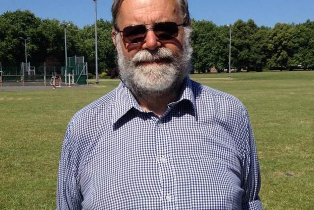 Image of Livewell volunteer Alan