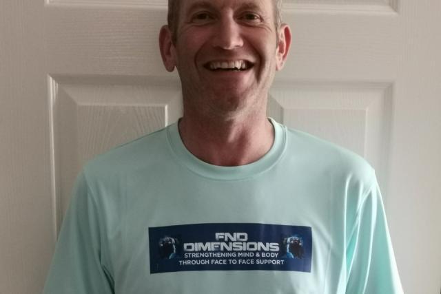 Image of volunteer Andy Varney