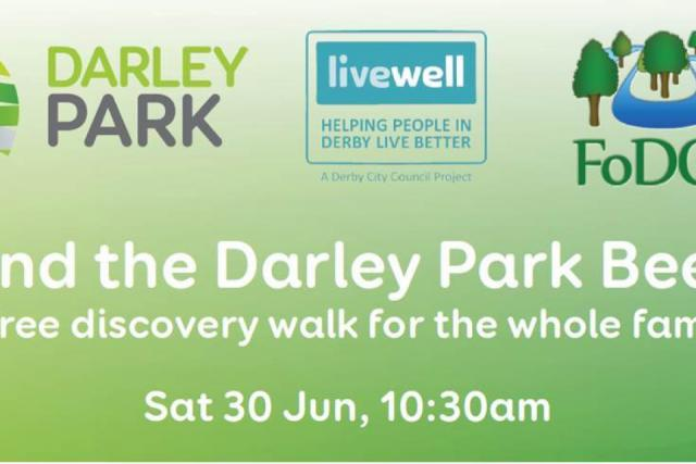 Finding Darley Park Bees event image