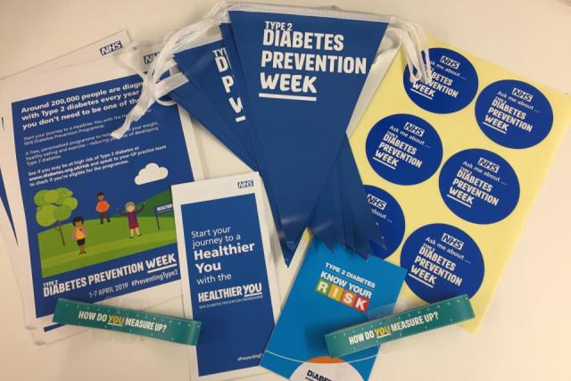 Type 2 Diabetes Prevention Week image