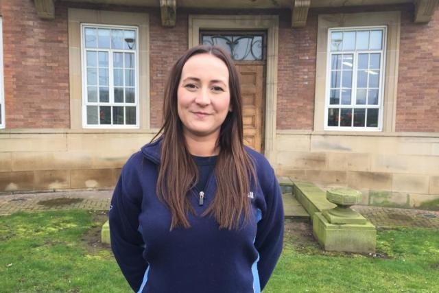 Image of Livewell advisor, Gemma