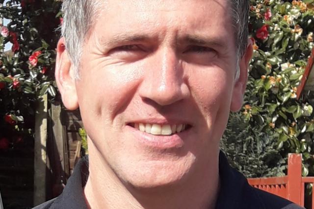 Paul McGinty Livewell Coordinator