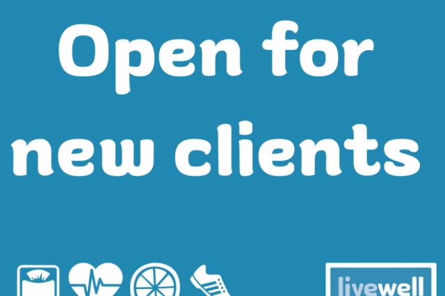 Open for new clients image