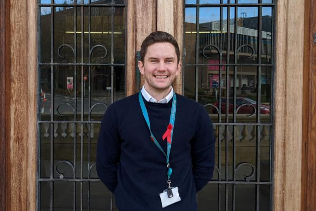 Livewell Manager, Rob Smithers - Meet the Team