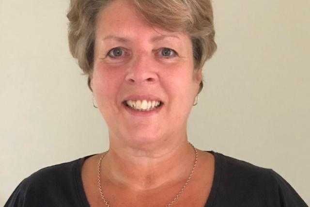 Livewell volunteer Louise Neville