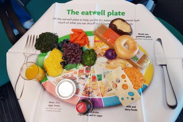 Eat Well Guide image